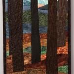 Custom Narrow Trees