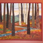 Custom Triptych Autumn Sunrise