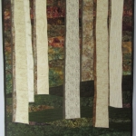 Custom Large Birch Trees in Deep Woods