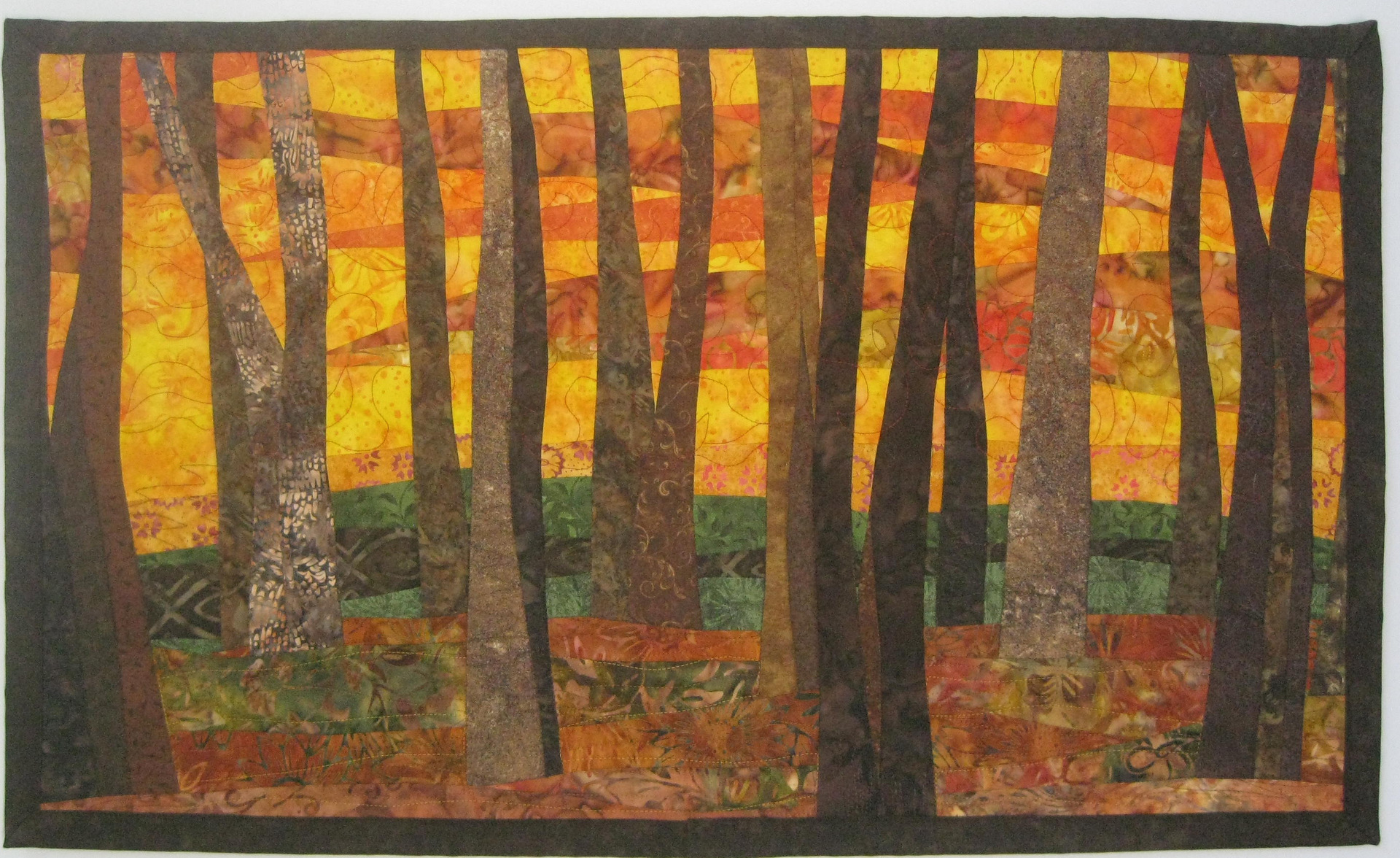 landscapes quilts gallery