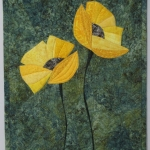 Yellow Poppies 2