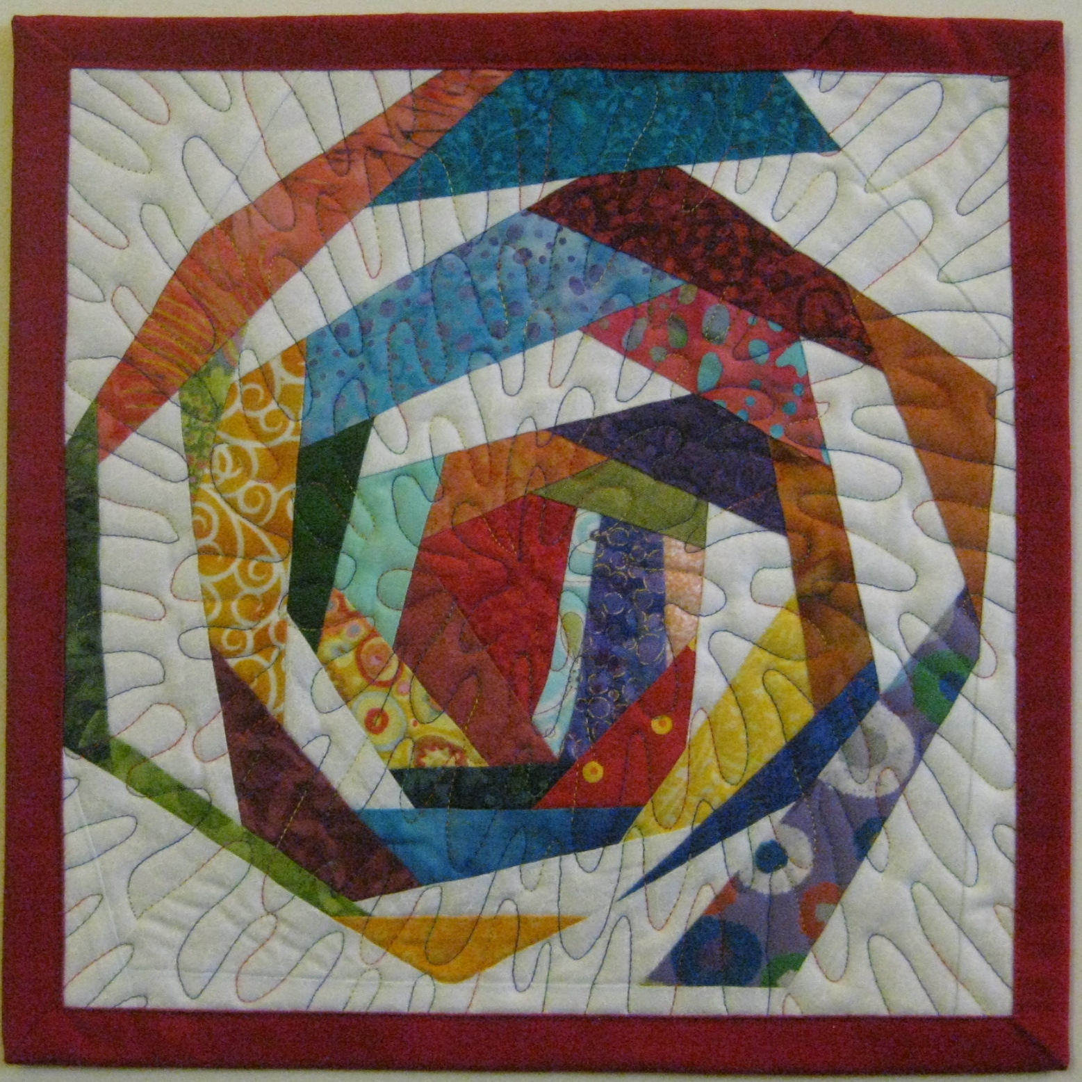 contemporary quilt  quilting galleries - mary mashuta works contemporary quilting quilting
