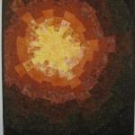 Brown Starburst 2