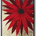 Custom Red Flower 2
