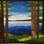 Trees on Brenda's Lake