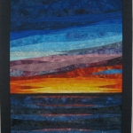 Custom Sunset over Water