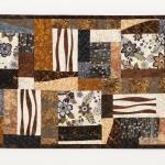 Modern Brown Black Grey Blocks