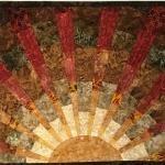 Red Brown Sun