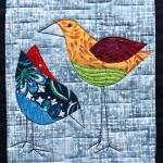 Two Wacky Birds