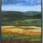 Landscape 3 Art Quilt